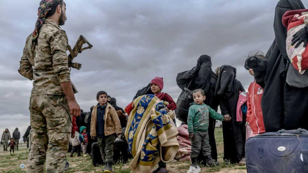 Syrie: Douze orphelins de familles terroristes français remis à la France