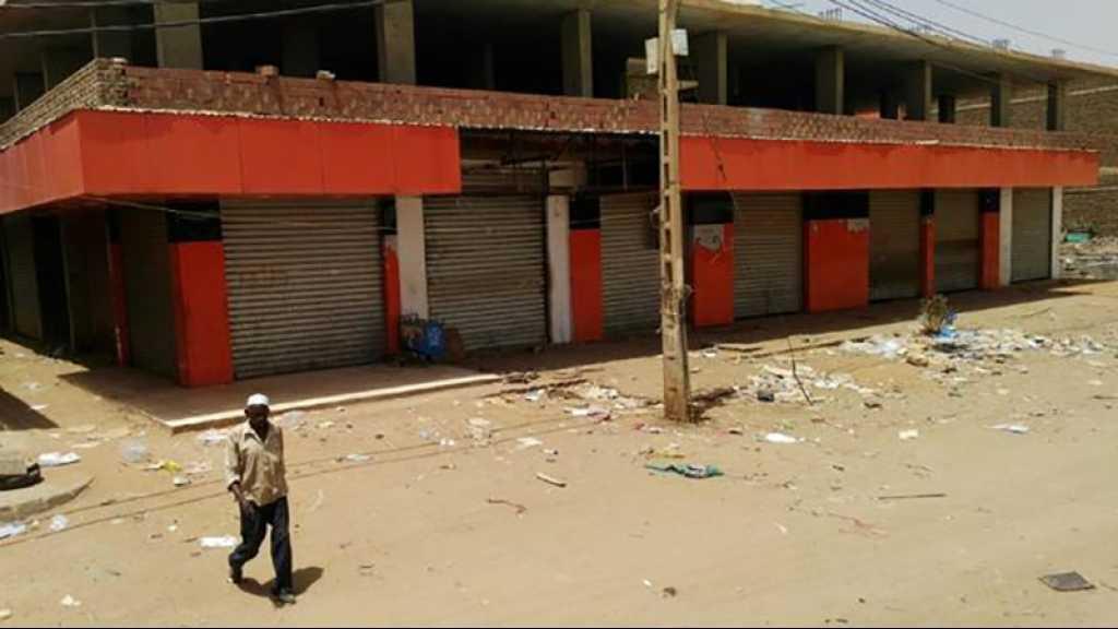 Deuxième jour du mouvement de désobéissance civile au Soudan