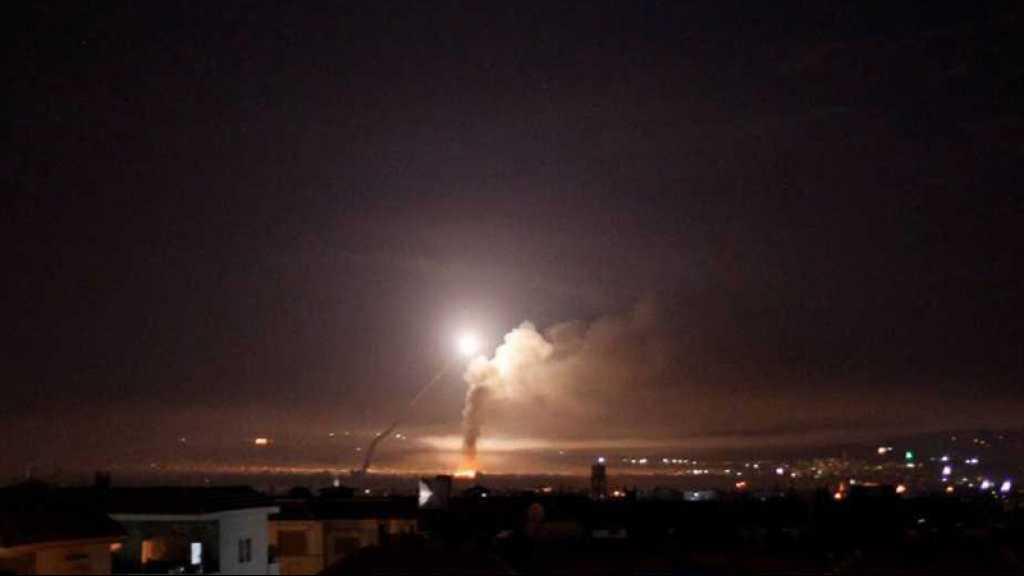 Syrie: la défense antiaérienne tire sur des «missiles israéliens»
