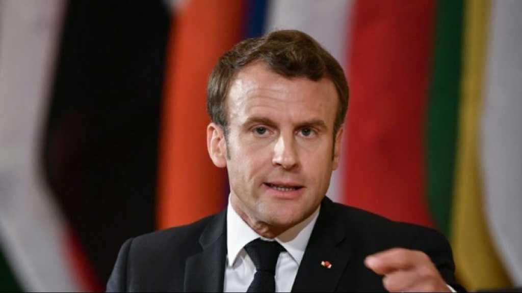 Pour Macron, «l'Europe doit dialoguer avec la Russie»