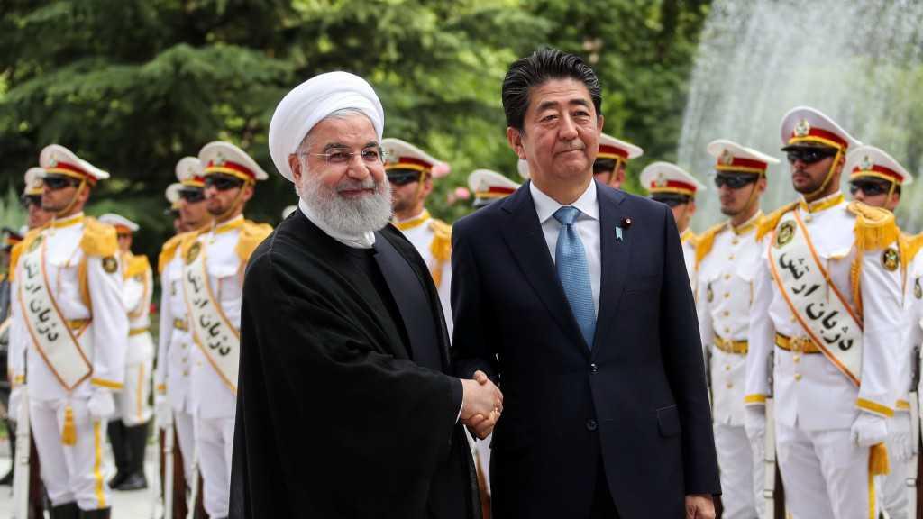 Le Japon appelle l'Iran «à jouer un rôle constructif» au Moyen-Orient