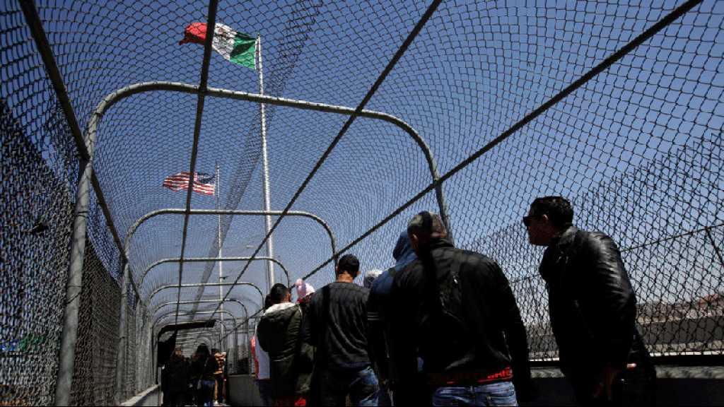 Immigration: Mexico rend publique une annexe «confidentielle» de l'accord avec Washington