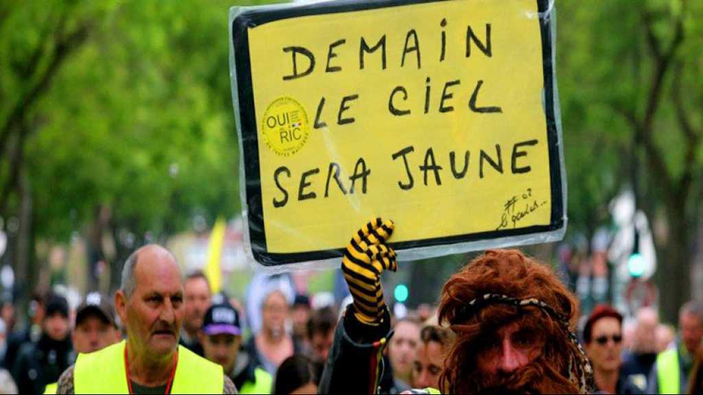 L'acte 31 des «Gilets jaunes», après sept mois de mobilisation