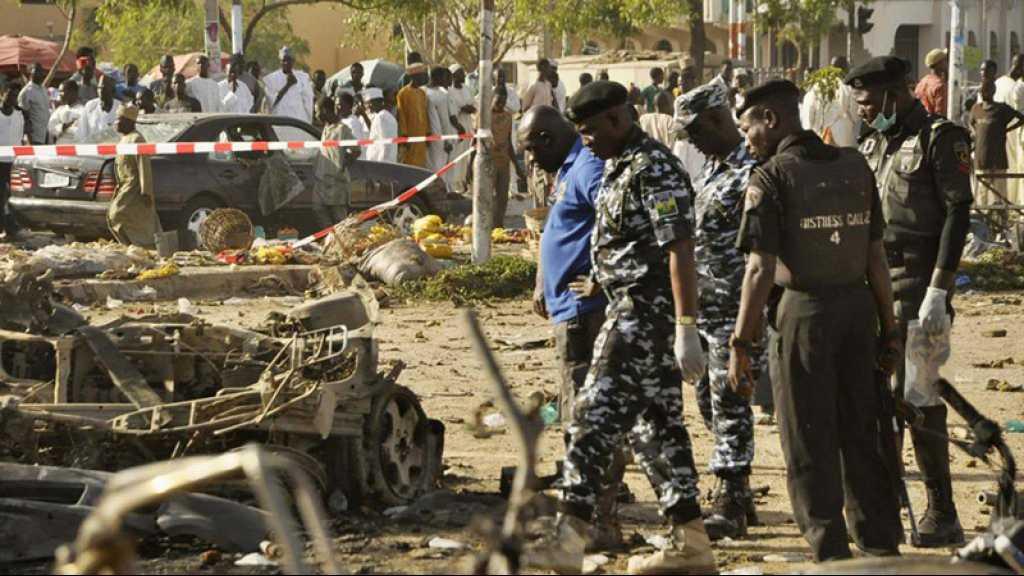 Nigeria: un triple attentat suicide de «Boko Haram» fait 30 morts