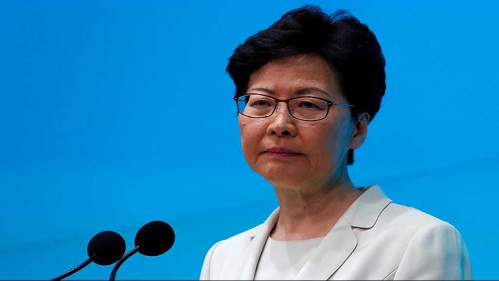 Hong Kong/loi d'extradition: la cheffe de l'exécutif présente ses «plus sincères excuses»