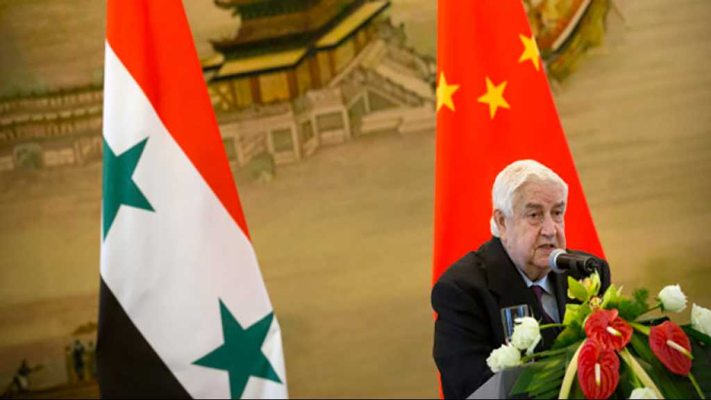Damas invite le monde à l'union face au «terrorisme économique» des États-Unis