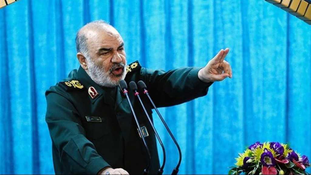 Les missiles iraniens ont changé le rapport de force, affirme le chef des Gardiens de la Révolution