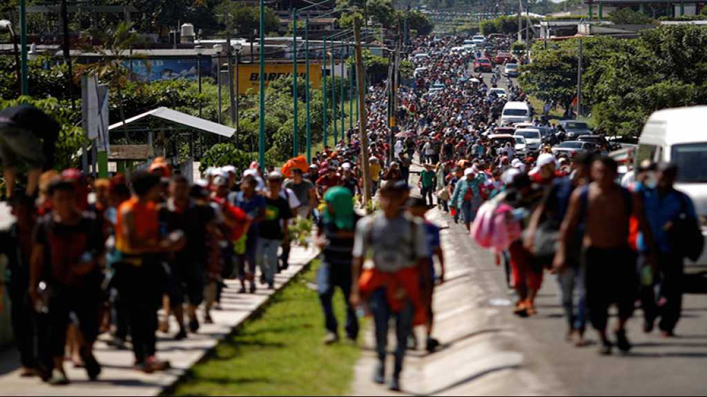 Le Mexique demande le soutien de l'ONU pour ralentir l'immigration
