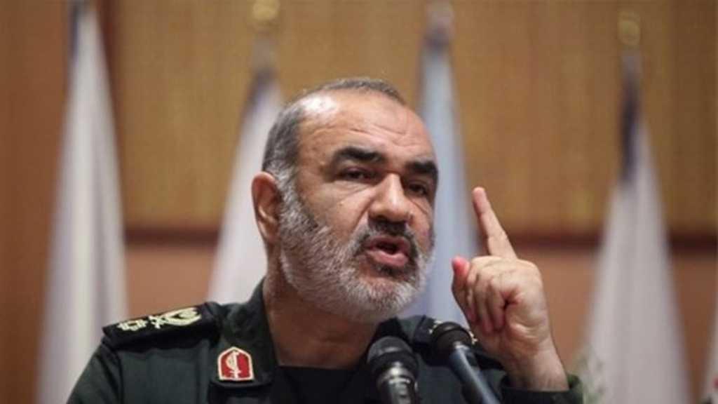 Le général Salami: La destruction du drone US envoie un message clair aux Etats-Unis