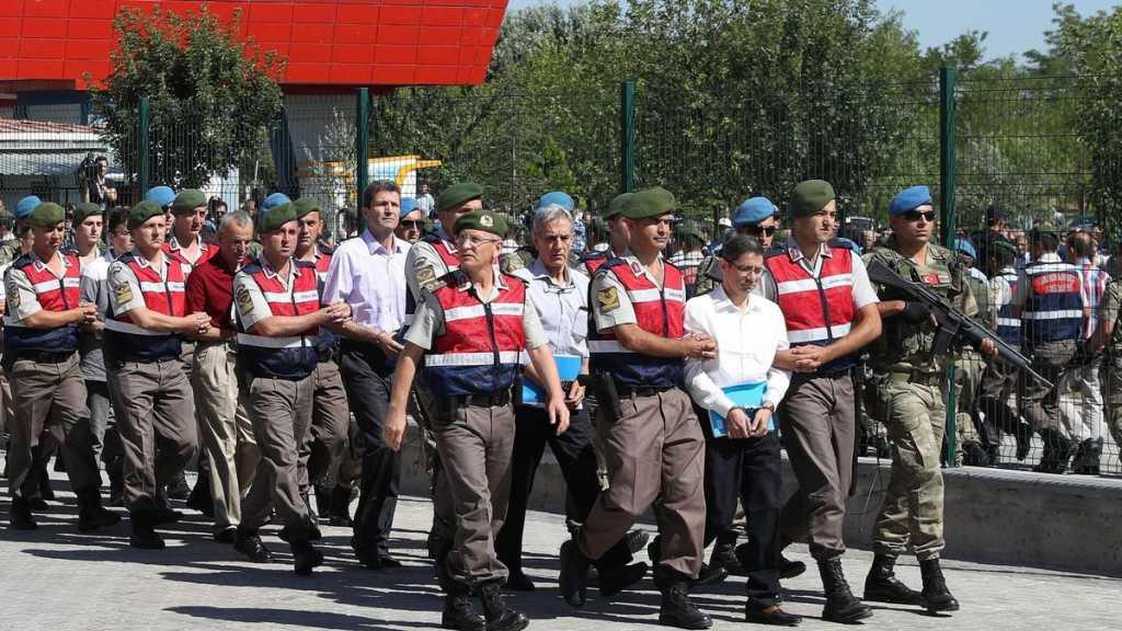 Turquie: 24 condamnations à la prison à vie dans le procès des meneurs du putsch manqué
