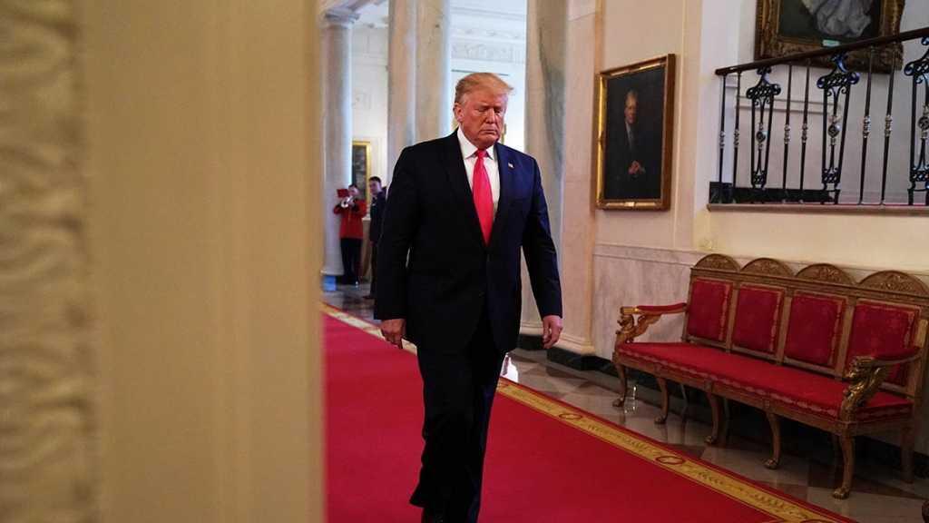 Trump dit avoir annulé in extremis des frappes contre l'Iran