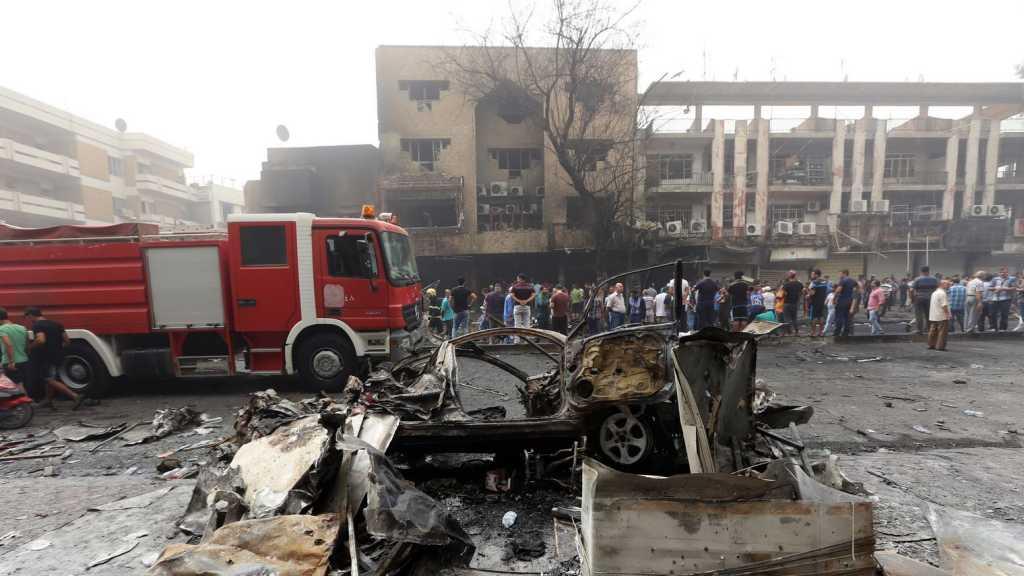 Bagdad: deux martyrs dans un attentat suicide contre une mosquée