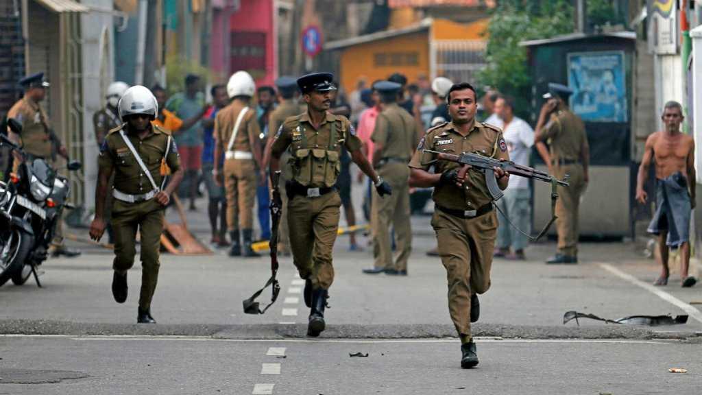 Attentats de Pâques : Le président du Sri Lanka prolonge de l'état d'urgence