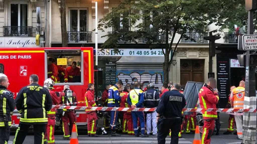 Paris: Trois morts dans l'incendie d'un immeuble du XIe arrondissement