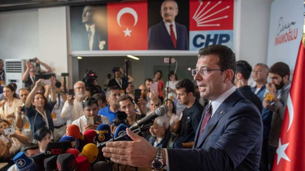Turquie/élections municipales: victoire du candidat de l'opposition à Istanbul