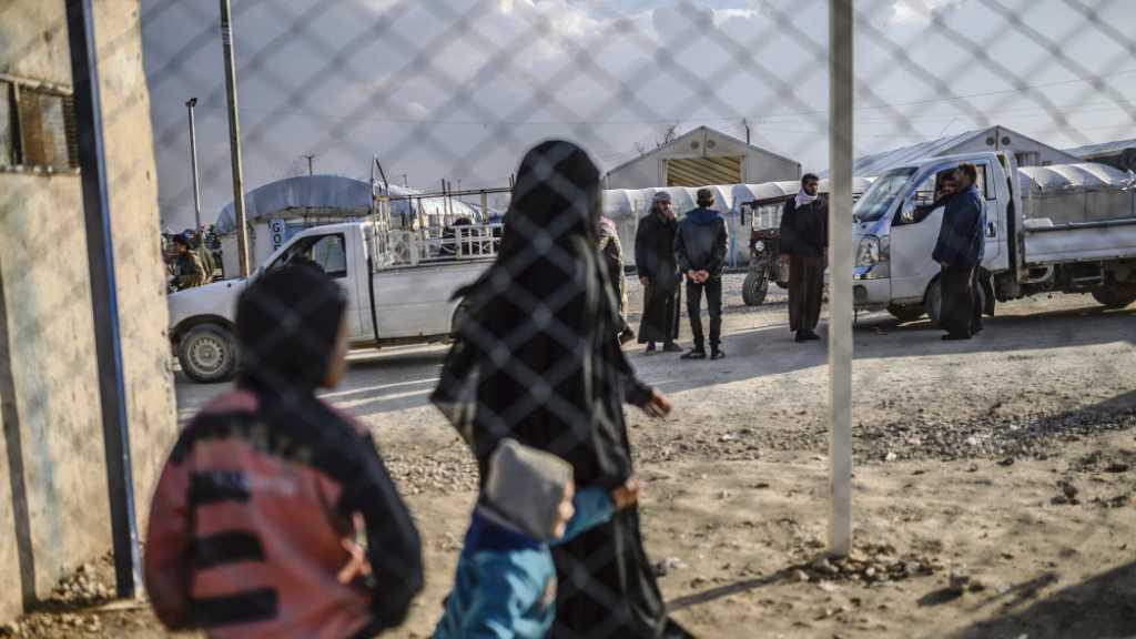 Des enfants de terroristes australiens secourus d'un camp syrien