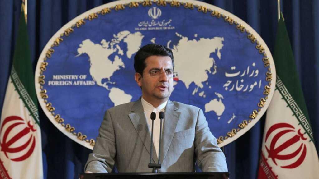 Les nouvelles sanctions promises par Washington n'auront aucun impact, selon Téhéran