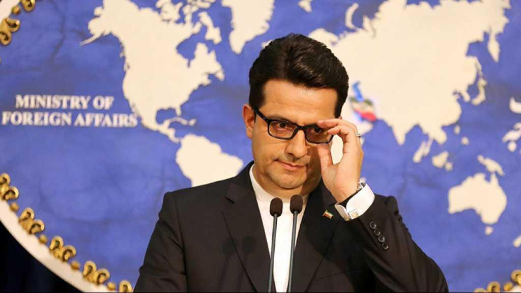 Sanctions: Washington ferme de façon «permanente» la voie de la diplomatie, selon Téhéran