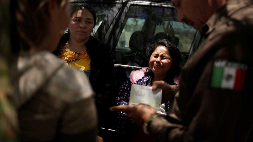 Mexique: près de 15000 hommes déployés à la frontière avec les Etats-Unis