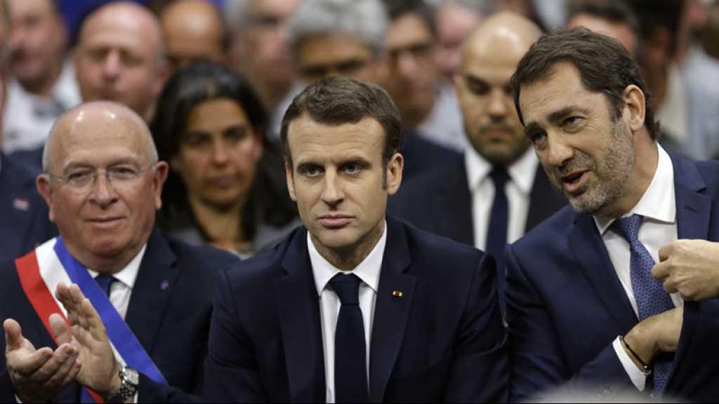 Macron qualifie de «pure connerie» l'idée que les «Gilets jaunes» sont «de simples manifestants»