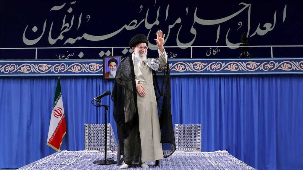 L'Iran ne capitulera jamais devant les Etats-Unis, assure sayed Khamenei