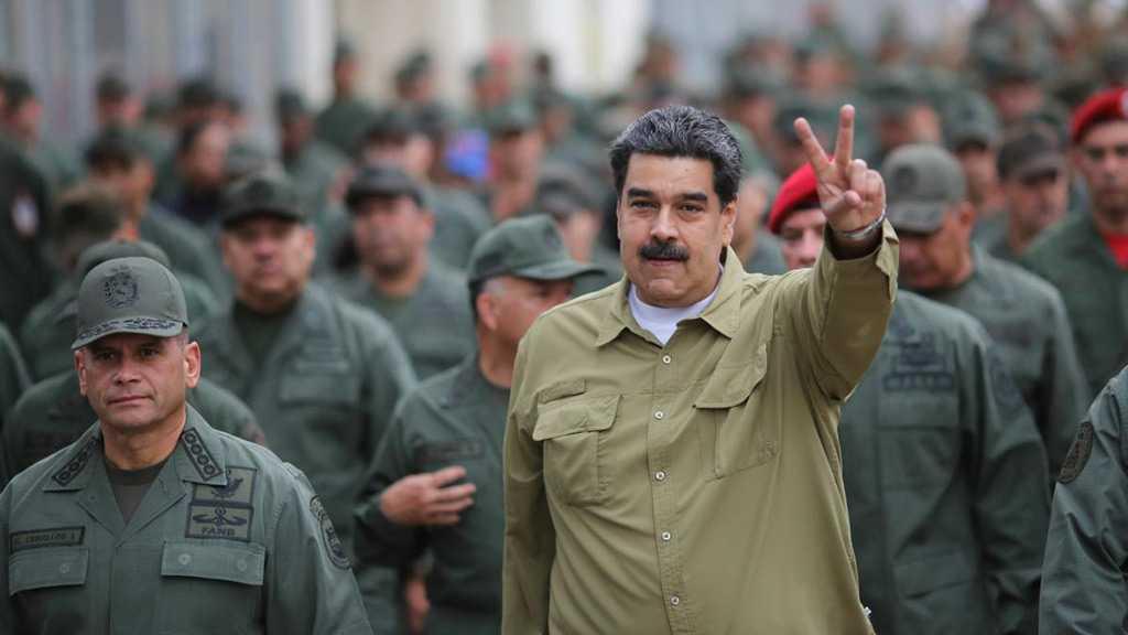 Venezuela: nouvelle tentative de coup d'État déjouée… «Israël» et USA accusés