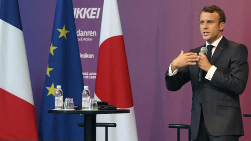 Tensions Iran/USA: Macron «fera le maximum» pour éviter une escalade