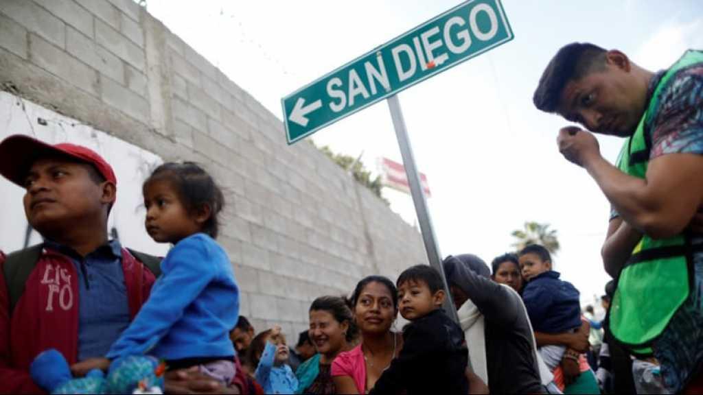 Migrants: USA et pays centroaméricains discutent du renforcement des frontières