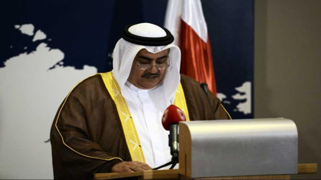 Le chef de la diplomatie bahreïnie: «Israël fait partie de l'héritage de cette région»