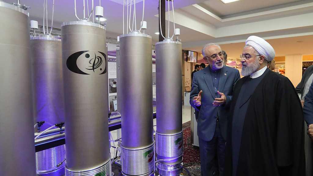 L'Iran flirte avec les limites de l'accord de 2015, selon l'AIEA