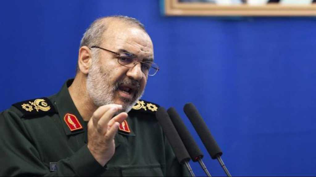 Les ennemis de l'Iran ont peur d'une guerre, selon les Gardiens de la Révolution