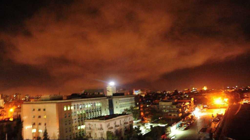 Raids israéliens: Damas porte plainte à l'ONU
