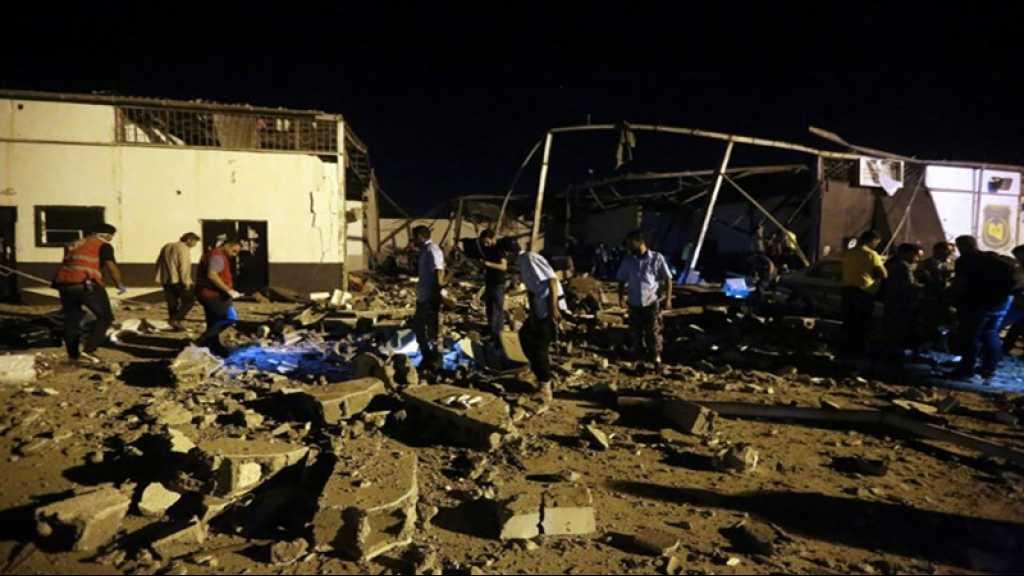 Migrants tués en Libye: l'émissaire de l'ONU dénonce un possible «crime de guerre»