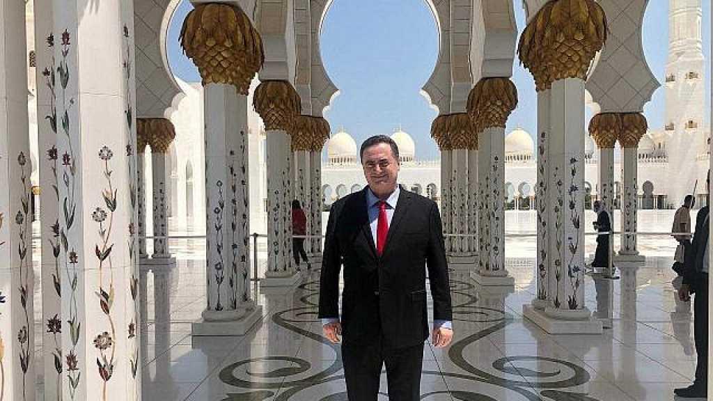 À Abu Dhabi, un ministre israélien évoque l'Iran et la sécurité avec des responsables émiratis