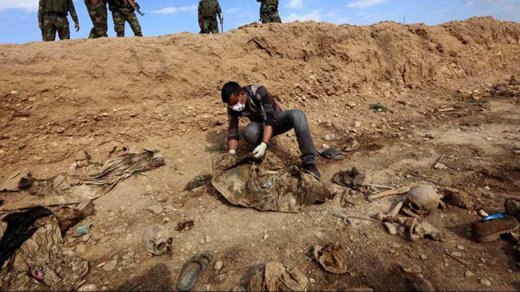 Syrie: environ 200 corps retrouvés dans une fosse commune à Raqqa
