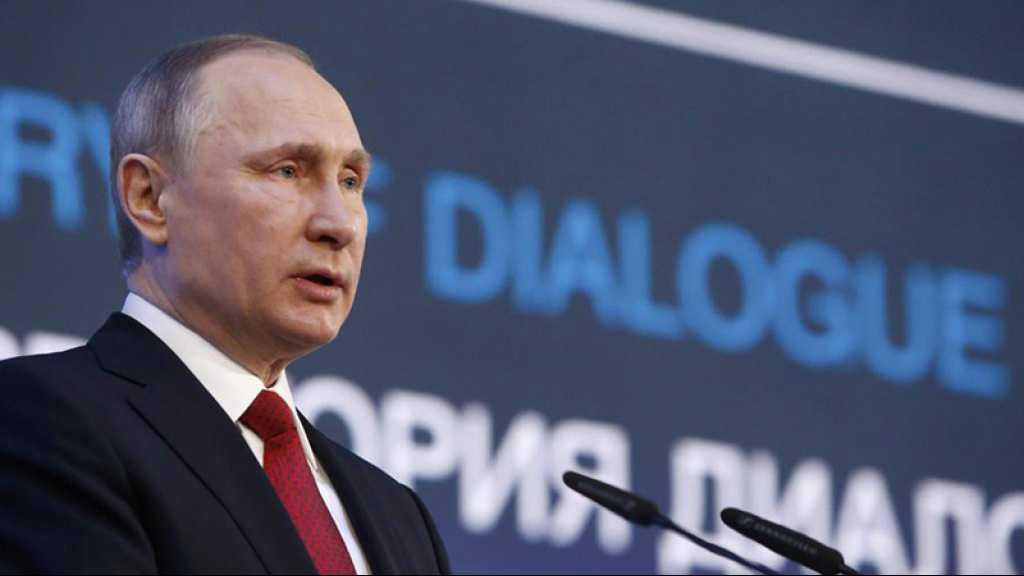 Poutine se dit prêt à plus de dialogue avec les Etats-Unis