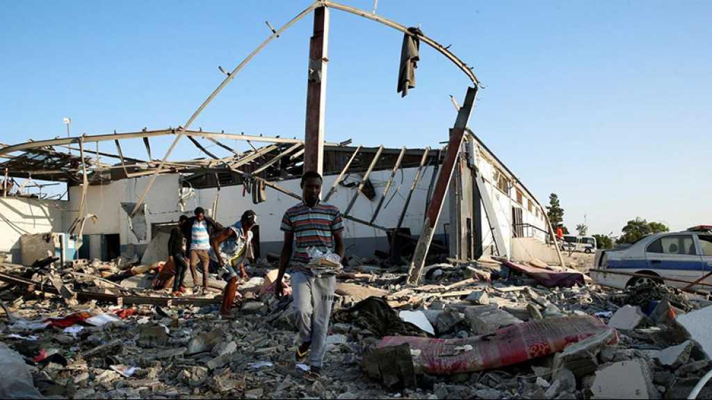 Carnage des migrants en Libye: pas de condamnation unanime du Conseil de sécurité