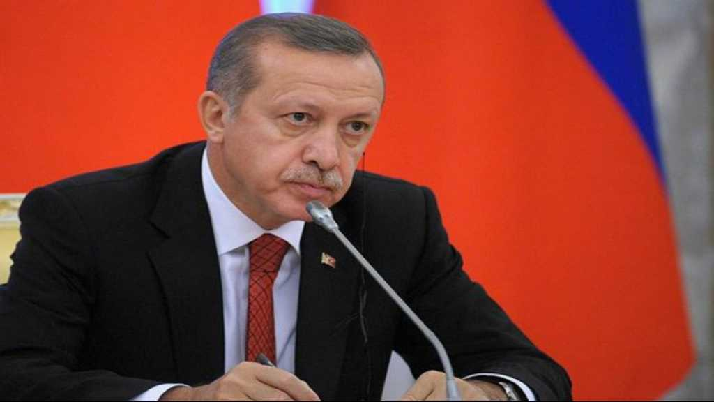 Priver la Turquie des F-35 serait du «vol», selon Erdogan