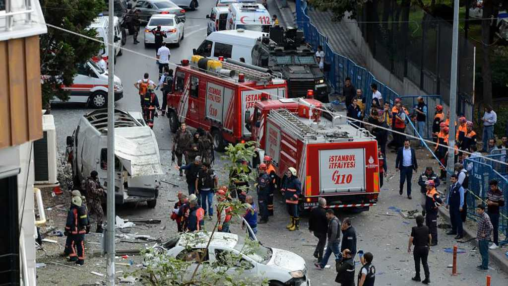 Explosion en Turquie: trois Syriens tués, sans doute un acte terroriste, dit Erdogan