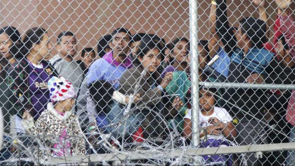 L'ONU «choquée» par les conditions de détention de migrants aux Etats-Unis