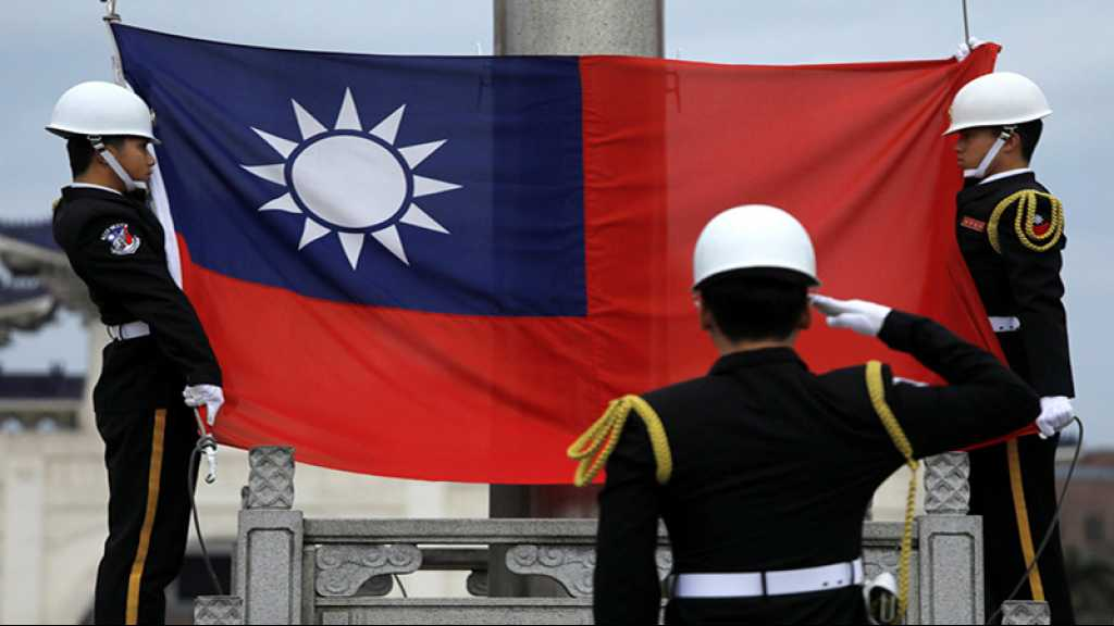 Le département d'Etat américain approuve une importante vente d'armes à Taïwan