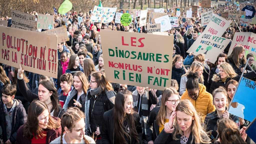 Paris se déclare en «état d'urgence climatique»