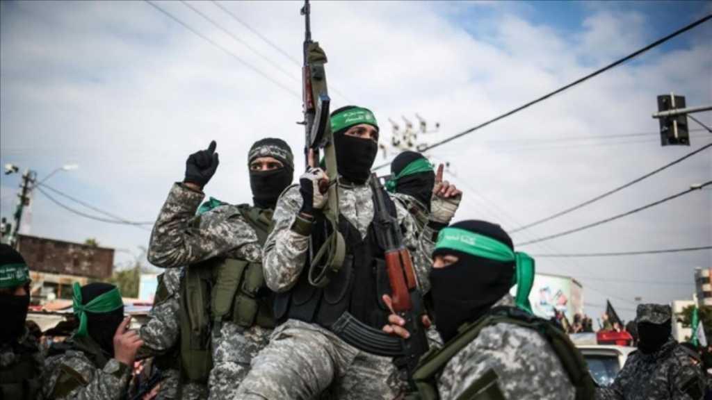 Gaza: le Hamas effectue un exercice militaire d'envergure