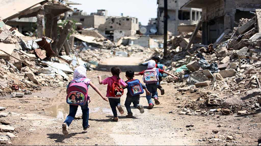 Syrie: sept enfants tués dans l'explosion d'une mine posée par «Daech»