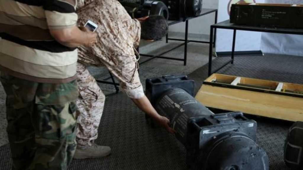 Libye: les missiles découverts sur une base pro-Haftar «appartiennent» à la France