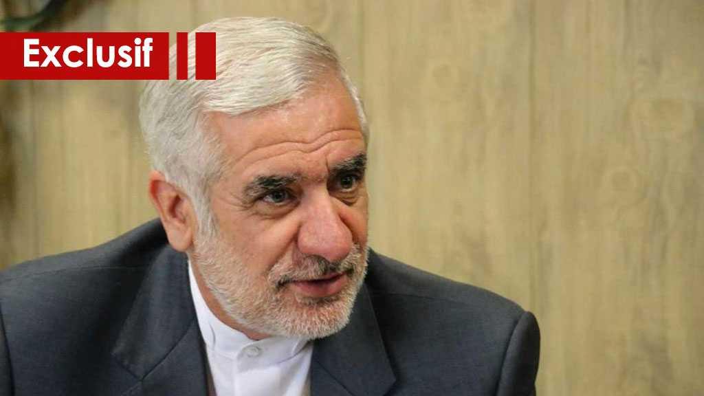 Un responsable de la politique étrangère iranienne à AlAhed : Nous forcerons l'Occident à renoncer