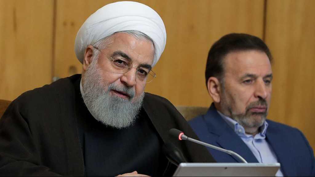 Pétrolier iranien saisi: Londres mesurera un jour «les conséquences», dit Rohani