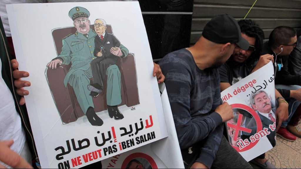 Algérie: l'armée réitère son soutien au président, après l'expiration du délai d'intérim