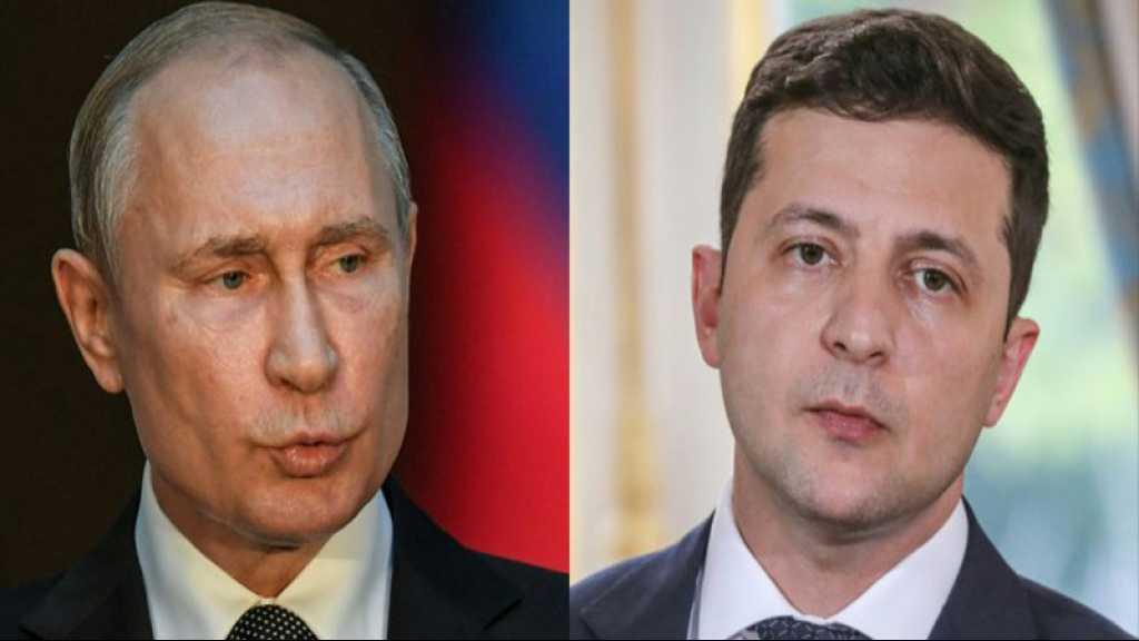 Ukraine: Poutine et Zelensky discutent du conflit lors d'un premier échange téléphonique