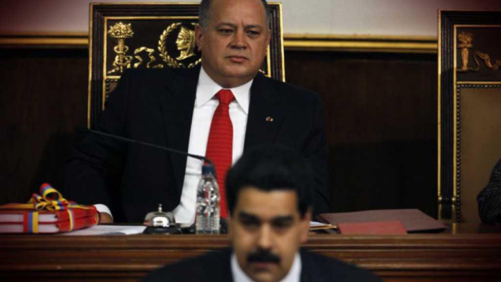 Venezuela: pas d'élection présidentielle anticipée, dit le numéro 2 du pouvoir